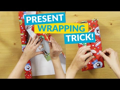 Dan & Shelby - Gift Wrapping Hacks