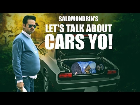 EXPOSING the real SALOMONDRIN!