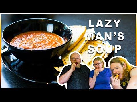 LAZY MAN'S SOUP - High Time Episode #9