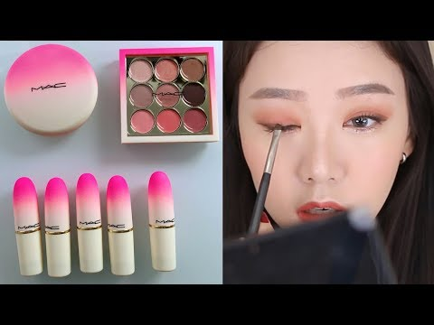 MAC | Lunar New Year Collection 2018 | FIRST IMPRESSION + TUTORIAL