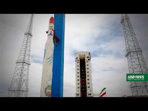 Iran in 'successful' test of satellite-launch rocket