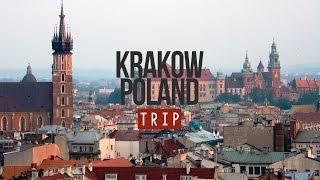 MY TRIP TO KRAKOW - POLAND   2015