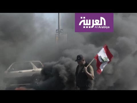لماذا قطع العسكريون المتقاعدون مداخل بيروت؟  - 22:53-2019 / 6 / 27