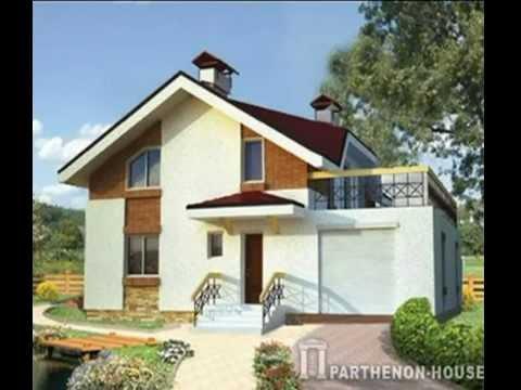 Мой проект Жилой дом с мансардой! до 110 кв.м.