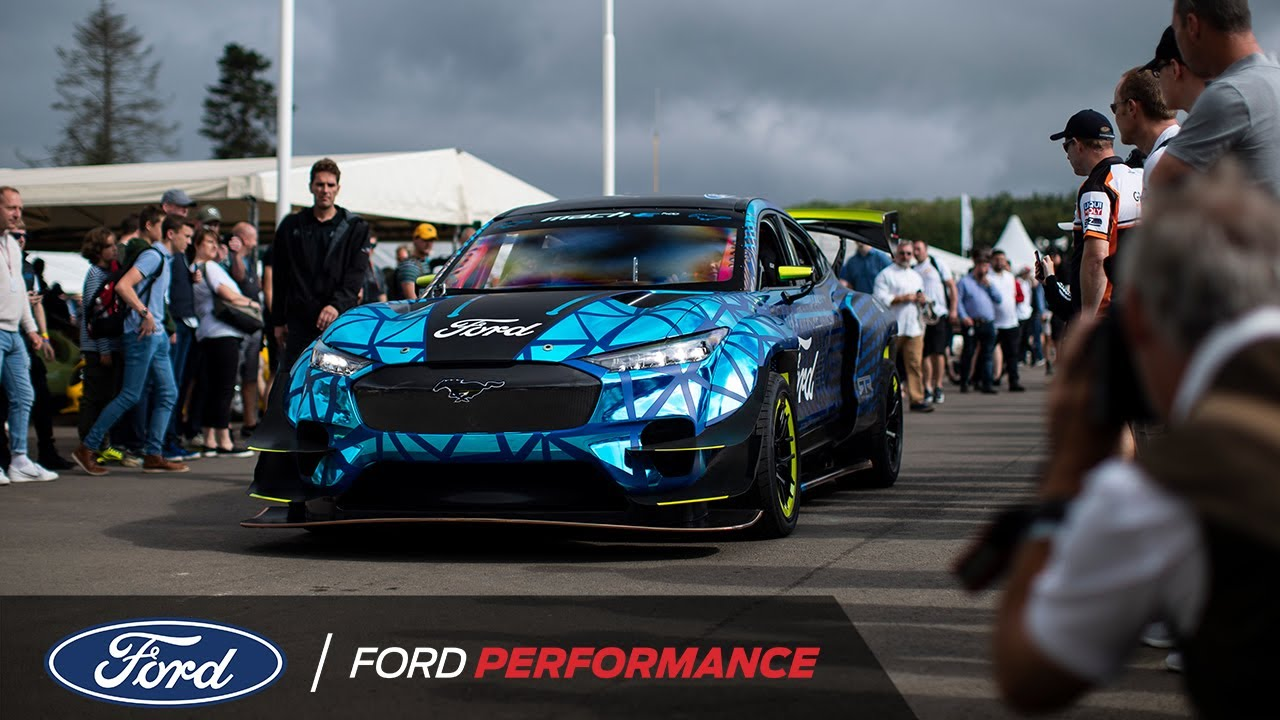 Goodwood FOS '21 - An Electrifying Experience | Ford Performance