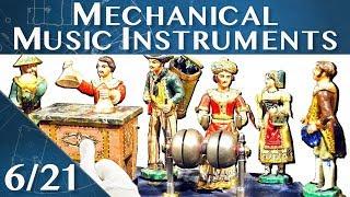 The Bruder Barrel Automata Organ