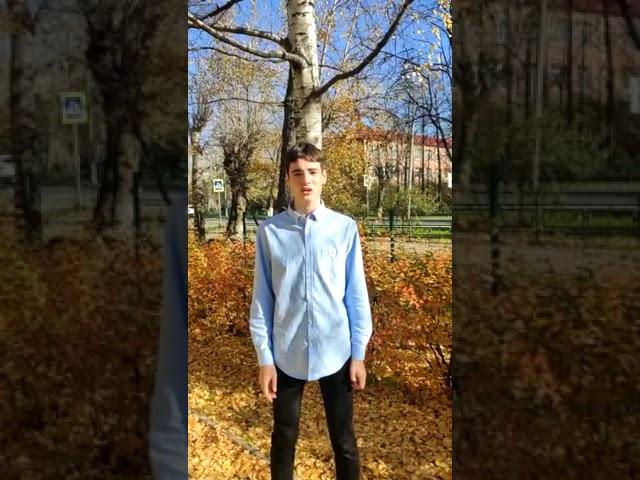 Изображение предпросмотра прочтения – АртемГригорян читает произведение «Не жалею, не зову, не плачу…» С.А.Есенина