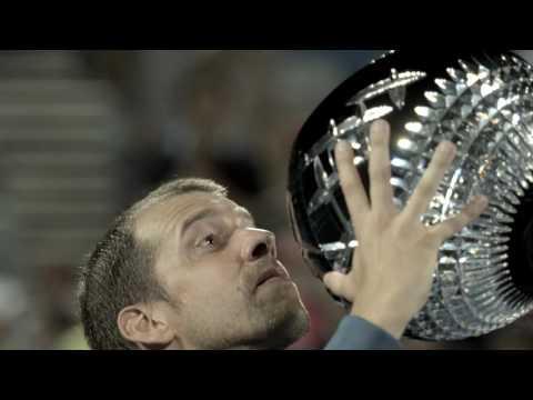 Muller ATP Final Trophy Celebration | Apia International Sydney
