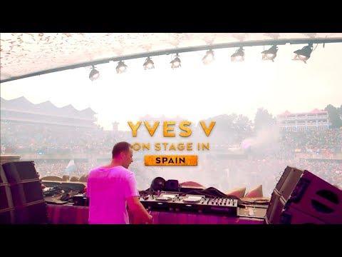 Yves V, el DJ residente de Tomorrowland, cuarta confirmación de UNITE with Tomorrowland en Barcelona