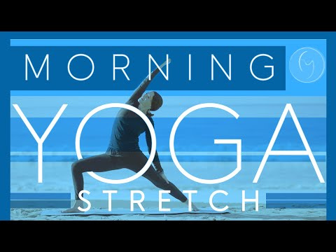 Morning Yoga at the Beach (Heal and be Centered)