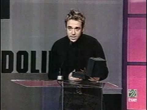 Jamie Sives - Best Actor Award - Valladolid Film Festival