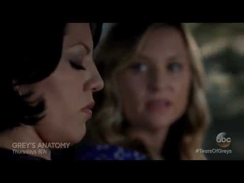 Grey\'s Anatomy - Tears Of Grey\'s - Callie and Arizona\'s Car Crash ...
