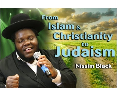From Islam & Christianity to Judaism - Conversion to Judaism