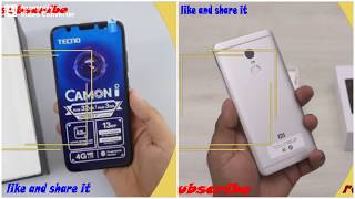 REDMI NOTE 4 VS tecno camon i REVIEW  [OVER 4K VIEWER]