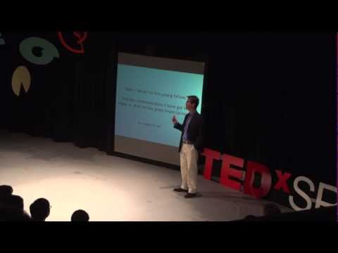 Formal Learning vs Life Learning: Lord Stephen Carter at TEDxSPS