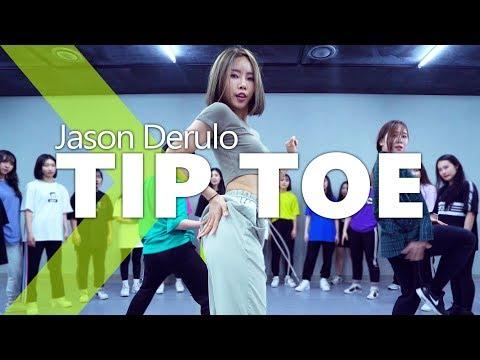 jason-derulo---tip-toe-feat-french-montana-/-hazel-choreography.
