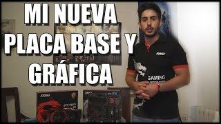 MI NUEVA GRÁFICA Y PLACA BASE!! GTX 980Ti & Z97A GAMING 6 I MSI