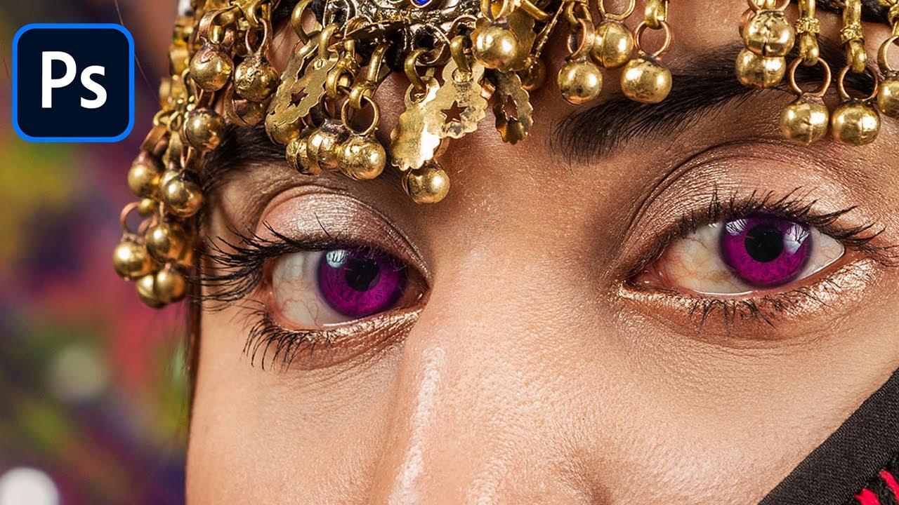 Hazel Eyes | Change Eye Color Photoshop | Amber Eyes | Eye ...