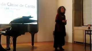 Filipa Melo - Tenho Tantas Saudades (Francisco Lacerda)