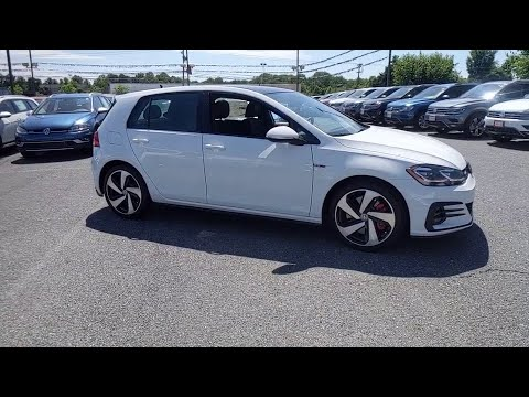 2019 Volkswagen Golf GTI Baltimore, Catonsville, Laurel, Silver Spring, Glen Burnie MD V90527