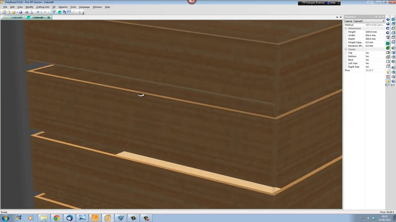 Modifying Drawers with Manufacturing Methods in Polyboard