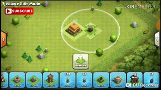 Clash Of Clans Town Hall 3 Best base layout 2018