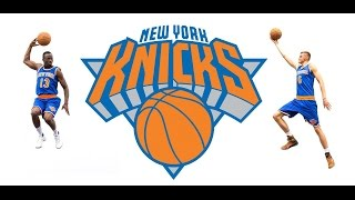 NY Knicks - HYPE Tape - 2015-2016