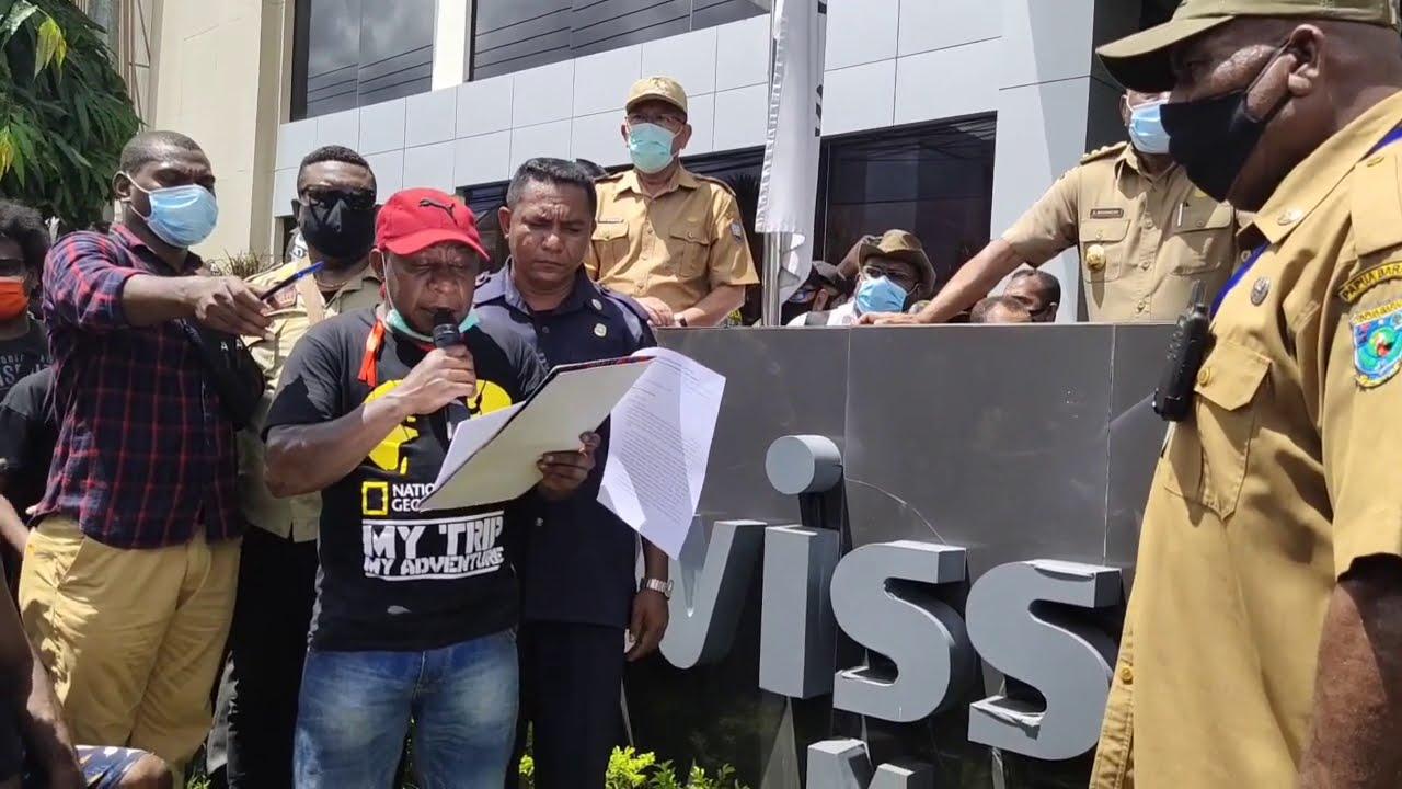 Aspirasi Masyarakat Papua Barat Soal Hasil CPNS 2018