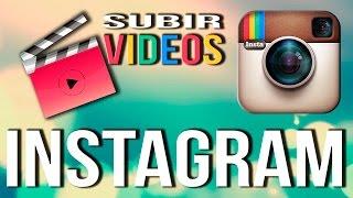 Subir VIDEOS a Instagram desde PC + Dropbox + Smartphone - 2015