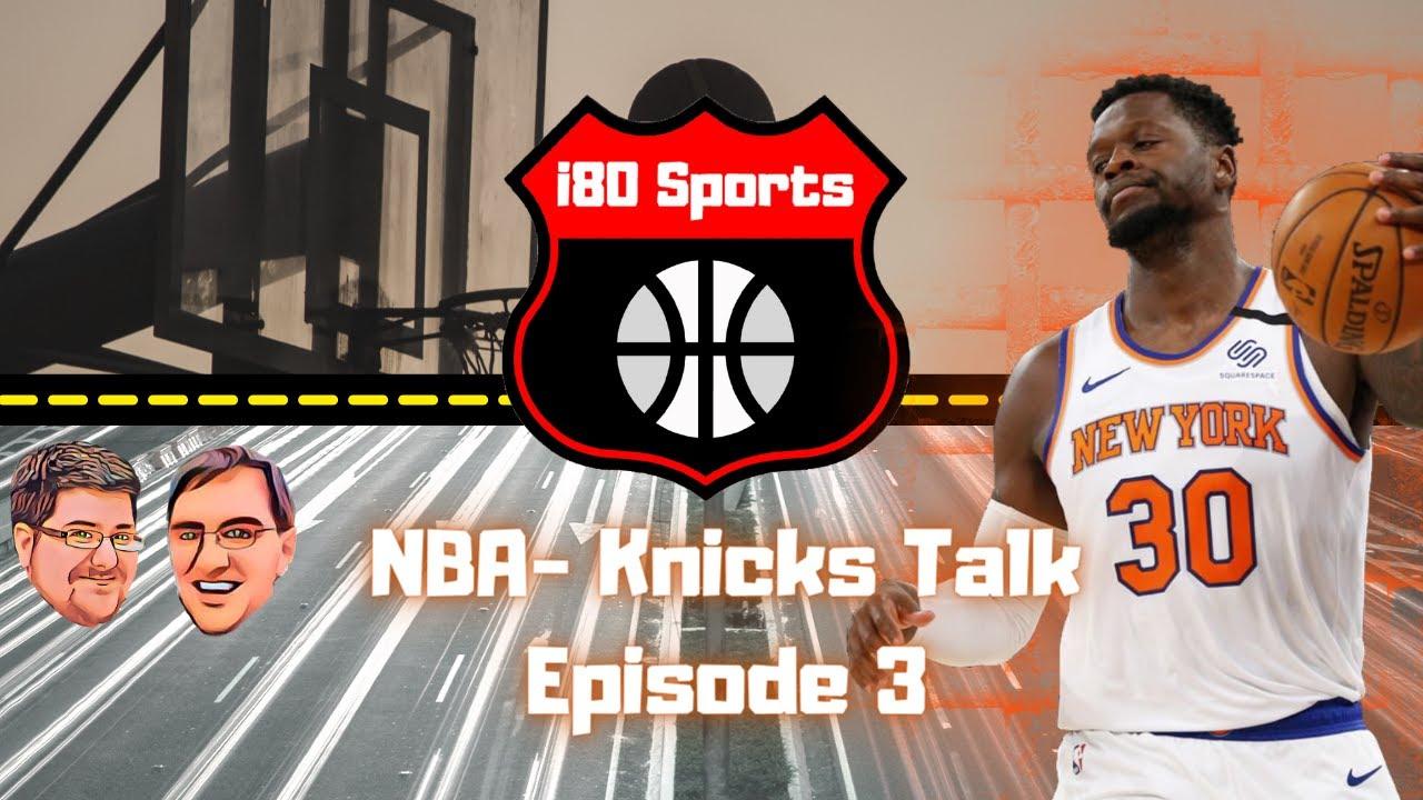 NBA- Mike and Mongo's Knicks Talk- Ep. 3