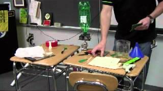 Middle School Stem Project - Water Bottle Rocket