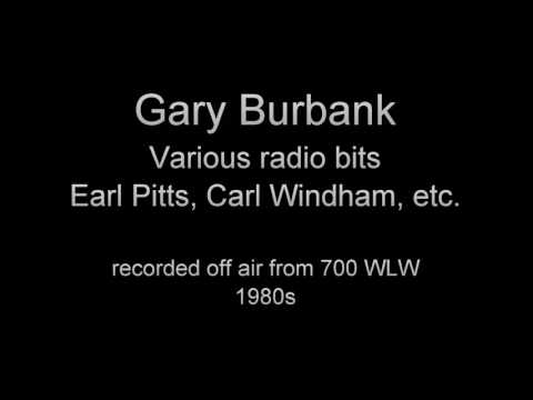 Gary Burbank | Radio bits from WLW 1980s