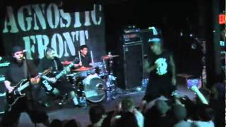 Agnostic Front - Victim in Pain  live 5.20.2010