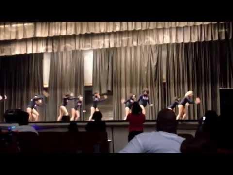 Varnado High School Blue Angels