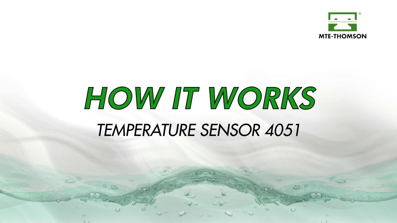 how it works - temperature sensor 4051