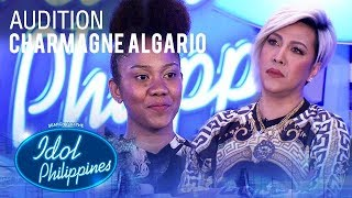 Charmagne Algario - I'll Never Love Again | Idol Philippines Auditions 2019