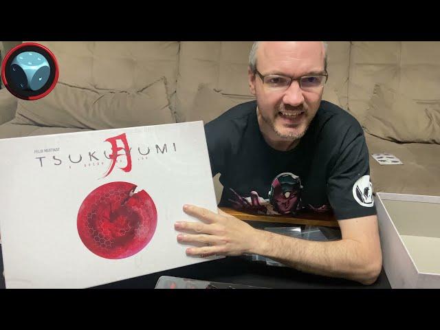 Tsukuyumi - Unboxing