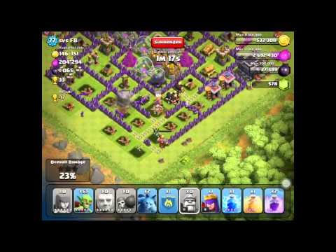 Clash of clans : Good job !!!