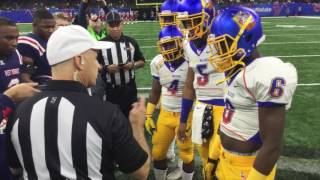 Landry Walker vs West Monroe 5A State Championship