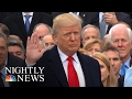 President Donald Trump: The 45th President Of The United States | NBC Nightly News
