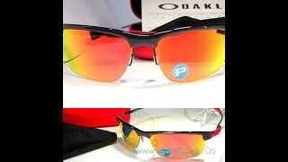 68d1bb48cf Oakley Carbon Blade. Scuderia Ferrari special edition unboxing