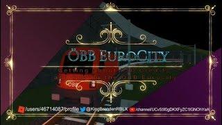 ÖBB EuroCity   Terminal Railways   ROBLOX