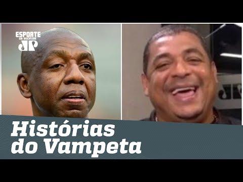 """Histórias do Vampeta: a """"SÁBIA"""" tia de AMARAL!"""