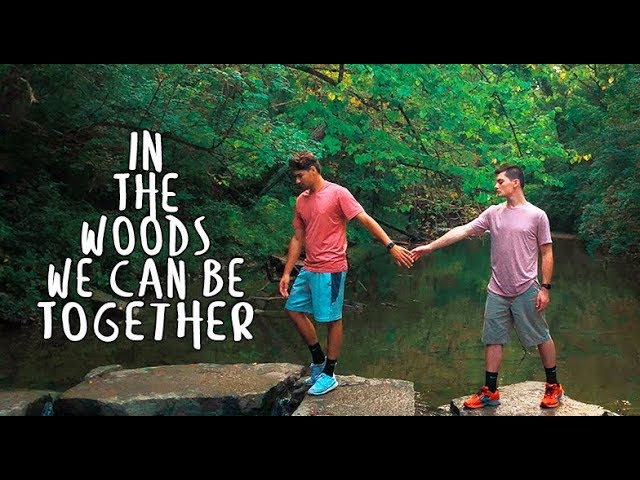 In The Woods We Can Be Together (Gay Short Film)