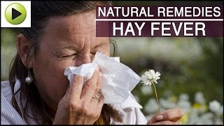 Hay Fever - Natural Ayurvedic Home Remedies