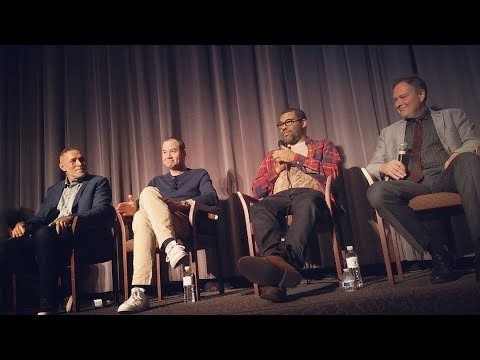 Jordan Peele talks GET OUT with Michael Abels, Gregory Plotkin, Rusty Smith - December 2, 2017