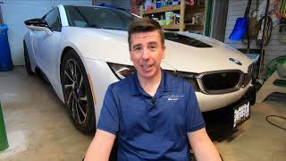 My first year of BMW i8 ownership: Costs, issues, concerns and the future.