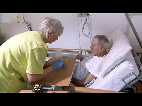 Armutszeugnis Eines Wohlhabenden Landes: Pflegenotstand In Deutschland
