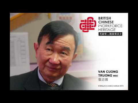 Community and Education: Van Cuong Truong MBE (Audio Interview)
