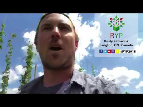 Dusty Zamecink - Langton, Canada (Vlog 4)